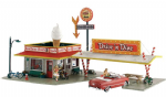 Woodland Scenics BR5029 Drive 'n Dine- HO Scale (1)